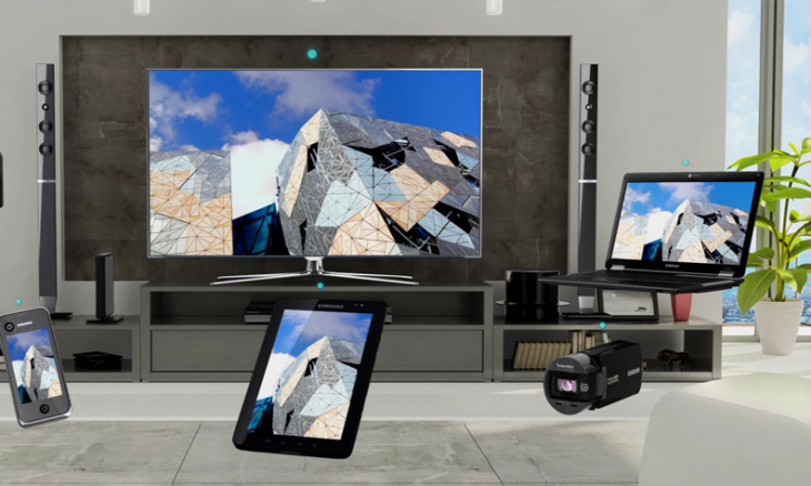 DLNA настройка на телевизоре, компьютере, нотбуке и телефоне.