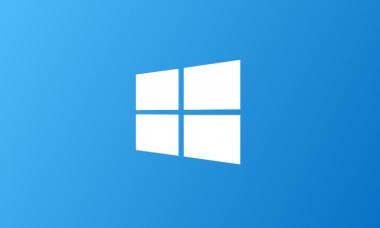 Переключение языка и настройка языковой панели в Windows 10.