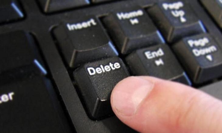 Как удалить любой файл, папку Windows если не удаляется.