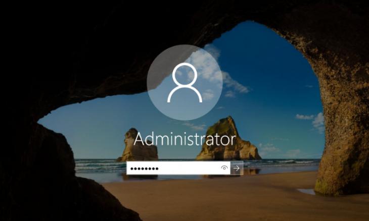 Права Администратора, от имени Администратора в Windows 10.